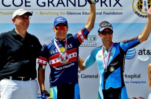 Wayne Simon Gelncoe Grand Prix Podium