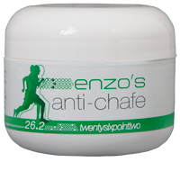 Enzo's Anti-chafe running cream